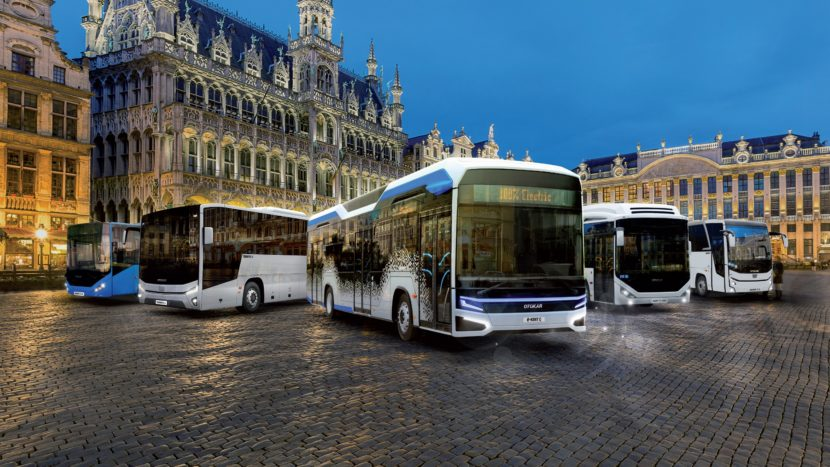 Modele noi Otokar la Busworld Europe 2019