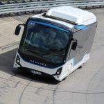 Un autobuz electric a mers 527 km cu o încărcare