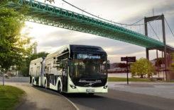 Comandă record pentru autobuze electrice Volvo