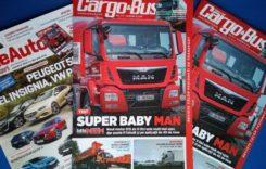 A apărut Cargo&Bus nr. 277, ediția noiembrie 2019