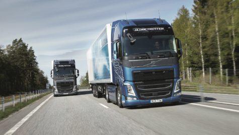 Test Volvo FH cu I-Save:Unde-s doi, puterea crește