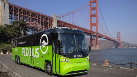 FlixBus testează un autocar electric pentru distanțe lungi
