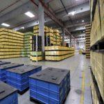 GEFCO administrează ambalajele reutilizabile pentru Airbus