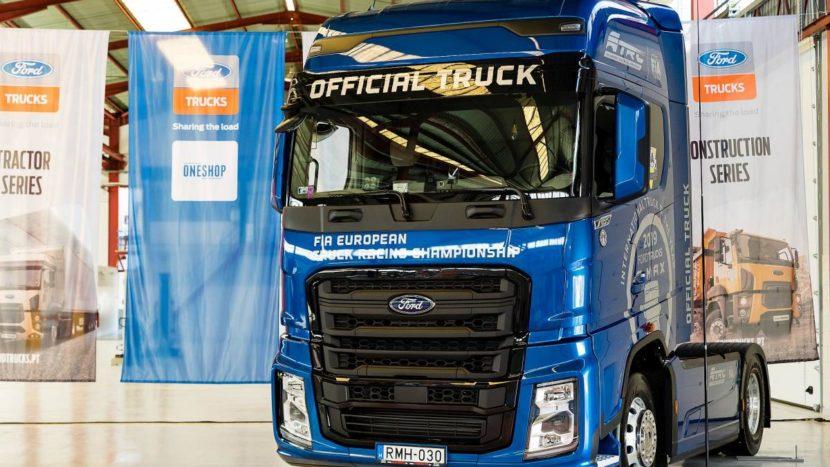 Ford Trucks, prezentă oficial în Spania și Portugalia