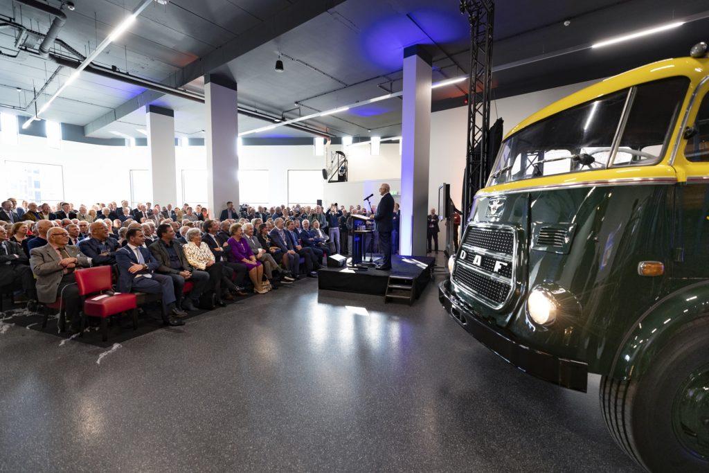 Muzeul DAF, redeschis oficial după renovare