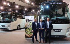 VDL Futura FHD2, votat cel mai sustenabil autocar