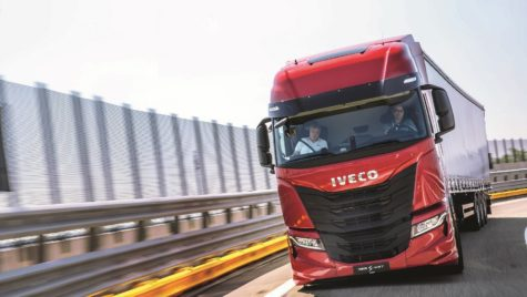 Test Iveco S-Way 480: Eu sunt S-WAY