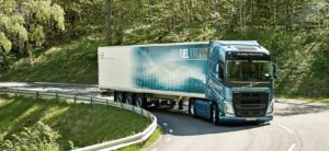 Test Volvo FH cu I-Save