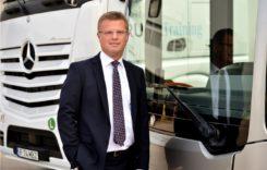 "Valeriu Zaharia: ""Cu noul Actros, efortul șoferilor este redus la minimum"""