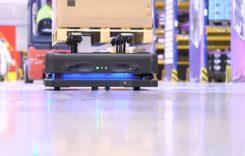 DB Schenker folosește roboți autonomi în depozit