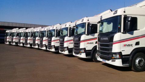 Scania a ajuns la 100.000 de contracte de service flexibile