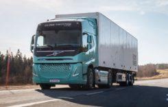 Camioane electrice Volvo pentru construcții și transport regional