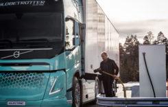 Studiu: Una din 6 curse se va face cu camioane electrice până în 2030
