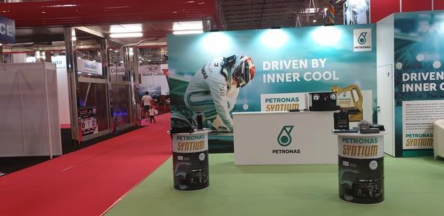 Petronas la Salonul Auto București & Accesorii 2019