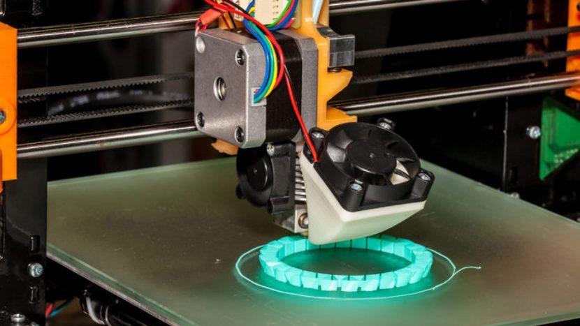 printarea 3D a pieselor de schimb