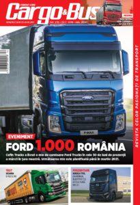 A apărut Cargo&Bus nr. 278, ediția decembrie 2019