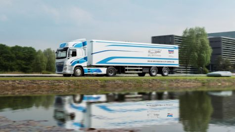 DAF CF Electric a parcurs 150.000 de kilometri