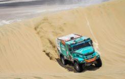 PETRONAS De Rooy IVECO, pregătită pentru Dakar 2020