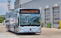 Sinaia cumpără 11 autobuze Mercedes Citaro Hybrid