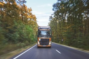 Test Volvo FH 460 TC