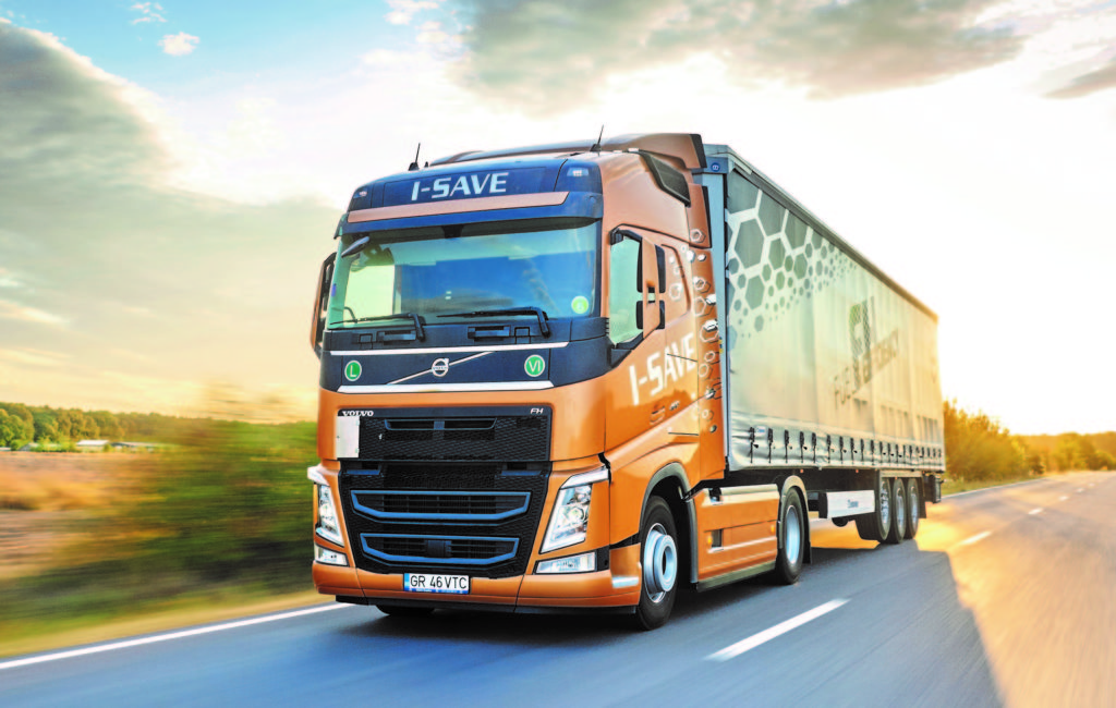 Test Volvo FH I-Save 460 TC