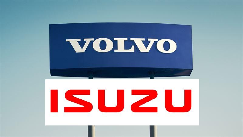 Alianță între Volvo Group și Isuzu Motors