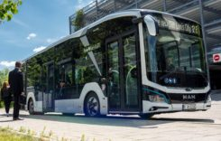 Prima comandă pentru autobuzul electric MAN Lion's City E