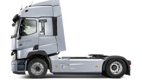 Versiunile Renault Trucks T și T High 2020