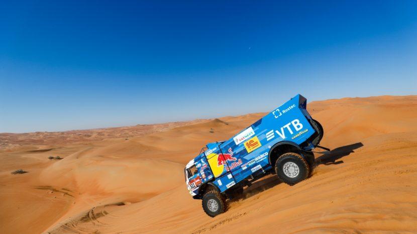 Victorie Kamaz în Dakar 2020
