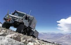 Unimog U 5023 a stabilit un nou record de altitudine
