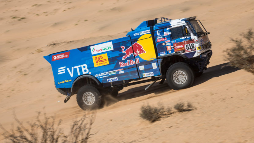 Anton Shibalov (Kamaz) s-a impus în etapa 1 a Raliului Dakar 2020