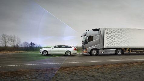 Camioane cu alcool tester și cutie neagră din 2022