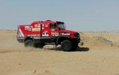 Dakar 2020 Etapa 2: Victorie pentru MAZ