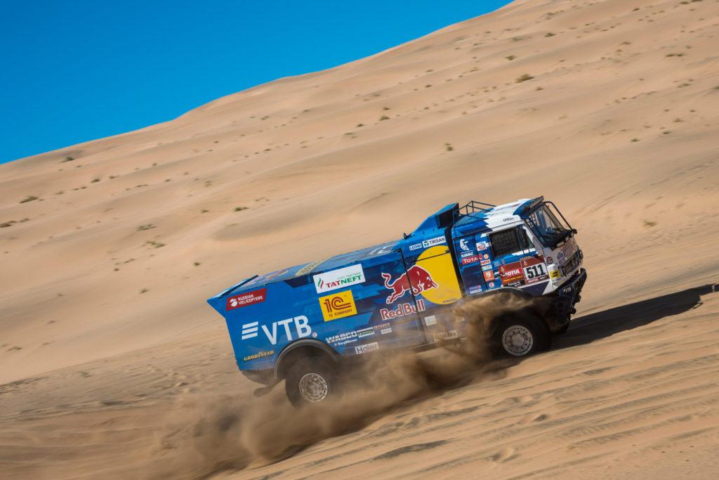 Dakar 2020 etapa 3 Andrey Karginov