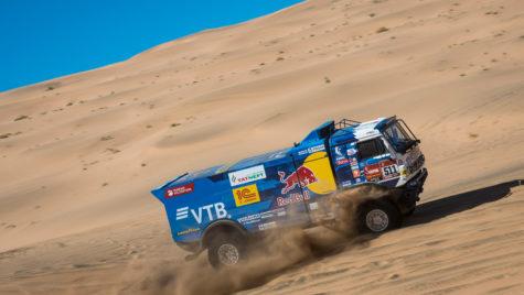Dakar 2020 Etapa 3: Al doilea succes Kamaz