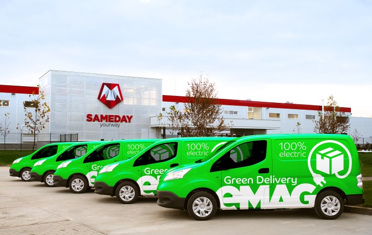 eMAG Green Delivery