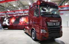 Kamaz Continent, camionul viitorului din Rusia