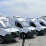 Sisteme frigorifice electrice Thermo King pentru Mediplus