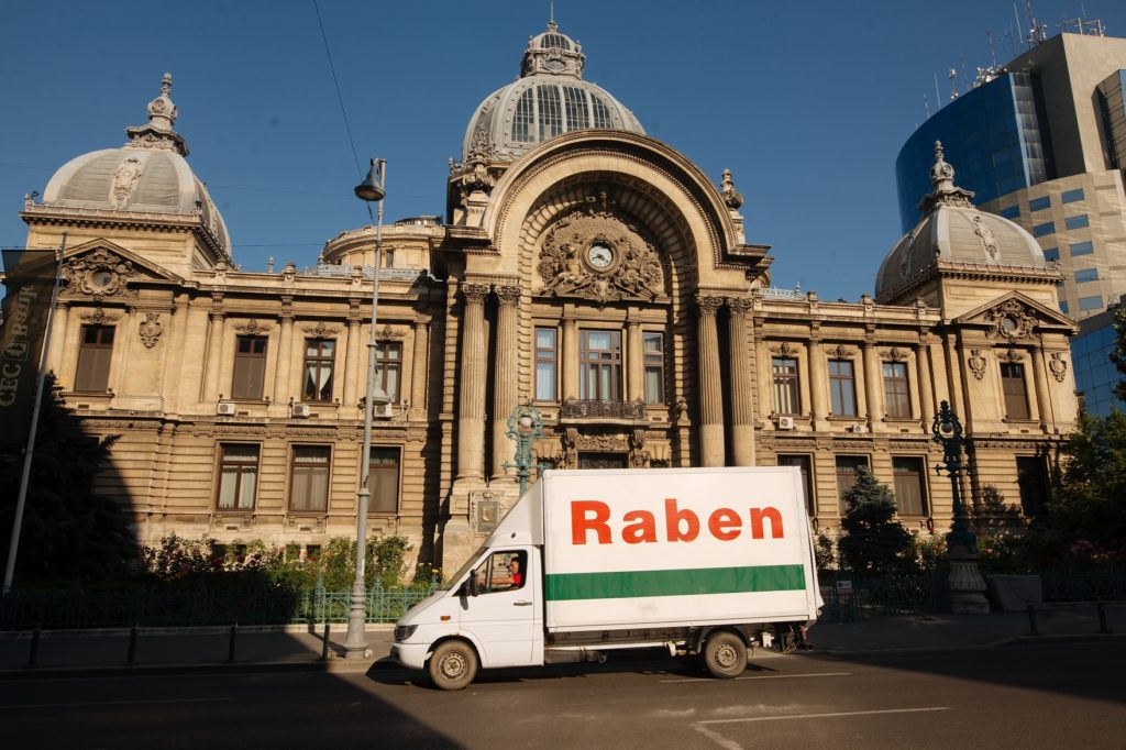 Raben România