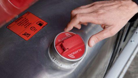 Fuel Theft Alarm descurajează hoții de motorină