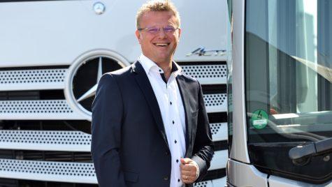 S-a înființat Mercedes-Benz Trucks & Buses România