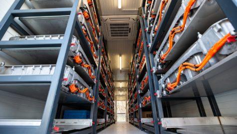Proiect MAN: A doua viață pentru bateriile uzate