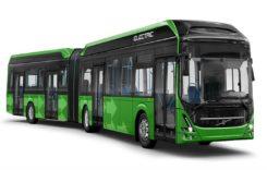 Comandă pentru 60 de autobuze articulate electrice Volvo
