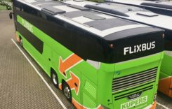 Autocar FlixBus echipat cu panouri solare