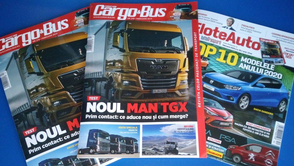 Cargo&Bus 279 Februarie 2020