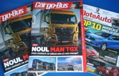 A apărut Cargo&Bus nr. 279, ediția februarie 2020