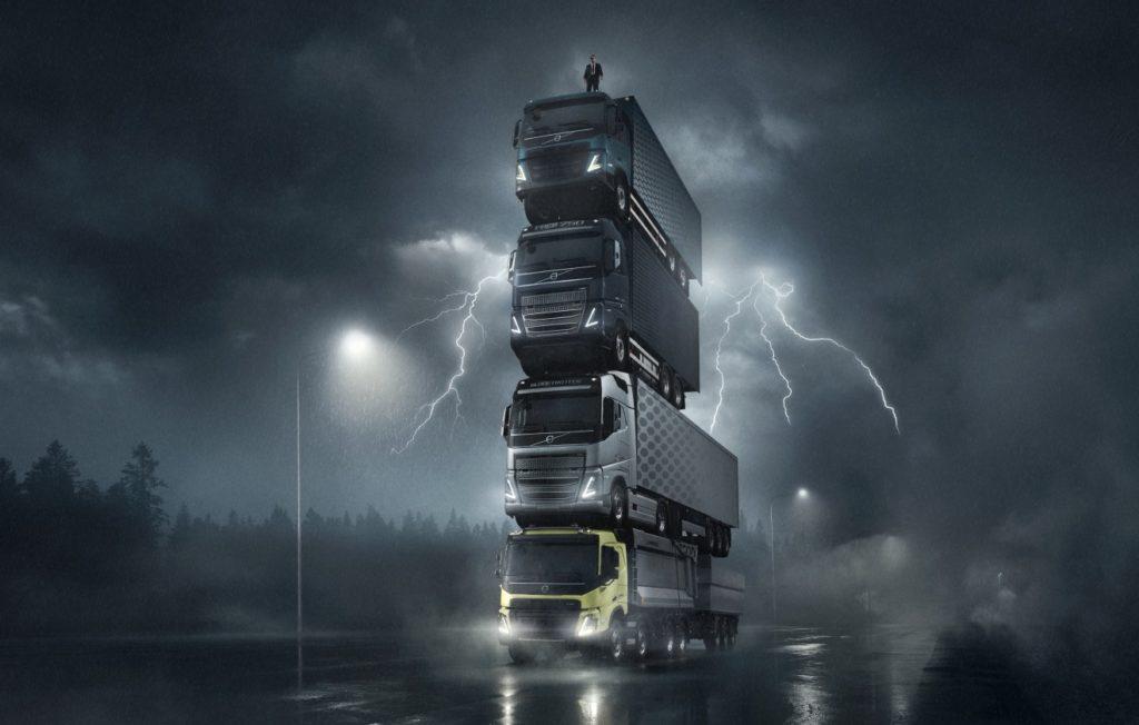 Noile camioane Volvo vor fi lansate mâine