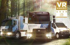 Premiu pentru gama Z.E. a Renault Trucks