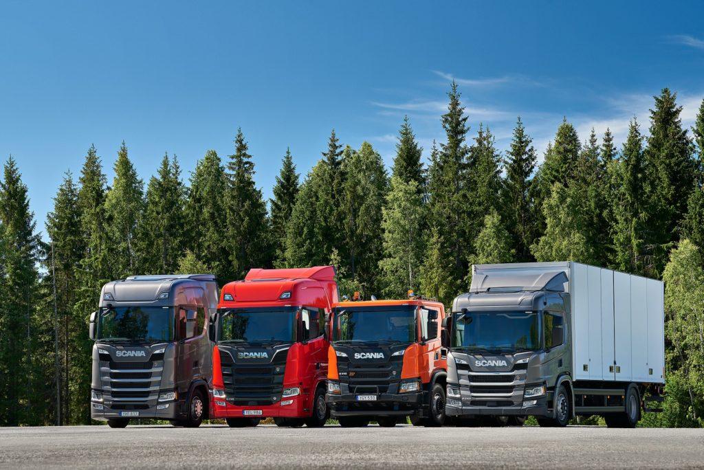 Scania, creștere la nivel internațional în 2019, scădere în România