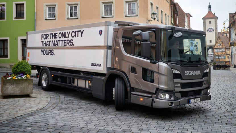 Scania Seria L, acum și cu motorul de 7 litri